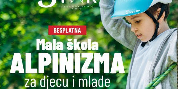 Besplatna mala škola alpinizma
