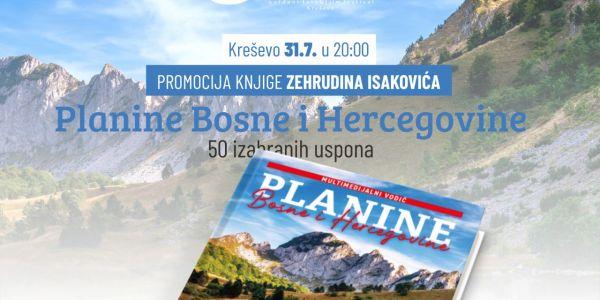 Planine Bosne i Hercegovine